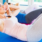 腹筋を効果的に割るクランチのやり方を身に付けよう!回数や頻度は?