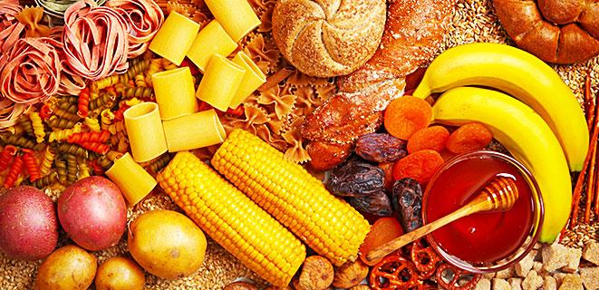 低糖質ダイエットNGな食べ物・食品