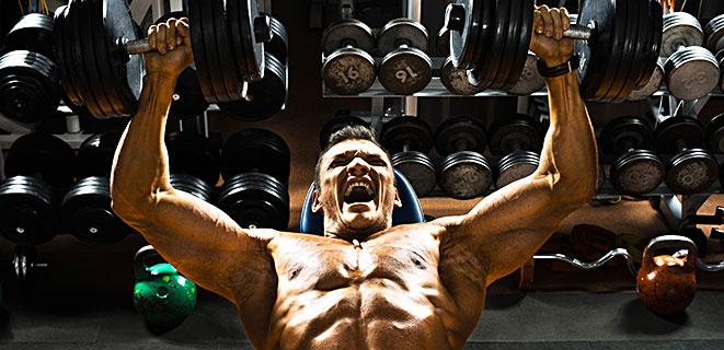 筋肥大に効果的なプロテイン