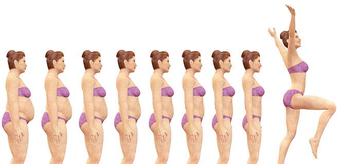 ダイエットの変遷