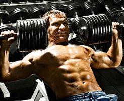 胸筋トレーニング