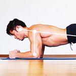 プランクで肉体改造メニュー。5種類の体幹トレーニングで強度を高めて強靭な肉体を作る!